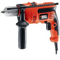 Click here to see Black & Decker DR670 Black & Decker DR670 Corded Hammer Drill, 6 A, 1/2 in Keyless Chuck, 0 - 2800 rpm