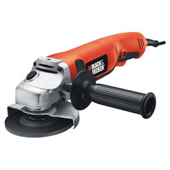 Click here to see Black & Decker G950 Black & Decker G950 Small Corded Angle Grinder, 8.5 A, 10000 rpm, 4-1/2 in Wheel, 5/8-11 Shank
