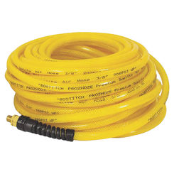 Click here to see Bostitch PRO-1450 Prohoze PRO-1450 Premium Air Hose, 1/4 in x 50 ft, MNPT, 200 psi, Polyurethane