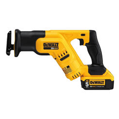 Click here to see Dewalt DCS387P1 Dewalt DCS387P1 Reciprocating Saw Kit, 20 Volt - Compact