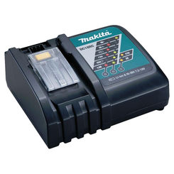 Click here to see Makita DC18RC Makita DC18RC 18V LXT Lithium-Ion Rapid Optimum Charger