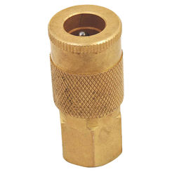Click here to see Mintcraft ATA-055 Mintcraft ATA-055 Quick Coupler, 1/4 in, FNPT, Brass