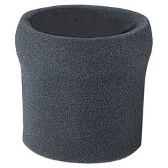 Click here to see Shop-Vac 9058500 Shop-Vac 9058500 Foam Sleeve Filter, 8 in Dia X 6-1/2 in H, 239 psi Static Pressure