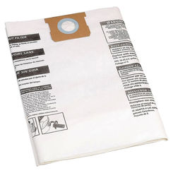 Click here to see Shop-Vac 9066300 Shop-Vac 9066300 Catch Disposable Filter Bag, For Use with 16-22 gal Vacuums