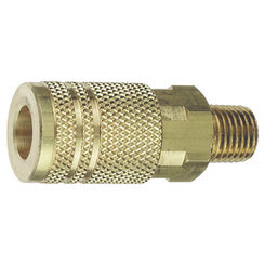 Click here to see Tru-Flate 13-225 Tru-Flate 13-225 Air Line Coupler, 1/4 in, MNPT, 300 psi