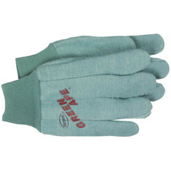Click here to see Boss 313 Boss Mfg 313 Green Ape Gloves, Chore, 18 Oz Heavyweight, Green, Large