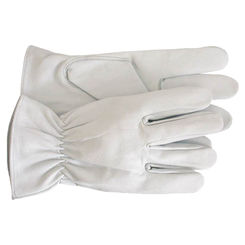 Click here to see Boss 4080WL Boss Mfg 4080WL Gloves, Grain Goatskin, Unlined, Large
