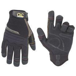 Click here to see CLC 130M Flex Grip Subcontractor 130M Work Gloves, Medium