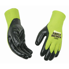 Click here to see Kinco 1875-L Kinco 1875-L Large Frost Breaker Nitrile-Coated Palm Gloves