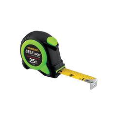Click here to see Komelon SL2825 Komelon Self-Lock Revolutionary Design Measure Tape, 25ft x 1\
