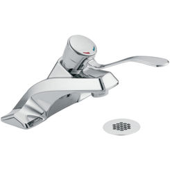 Click here to see Moen 8425 Moen Commercial 8425 Single Handle Lavatory Faucet