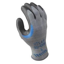 Click here to see Showa Atlas 330M-08.RT Atlas Regrip 330M-08.RT Ergonomic Work Gloves, Medium, Gray