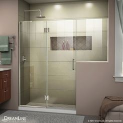 Click here to see DreamLine D1272436-04 DreamLine Unidoor-X 57-57 1/2