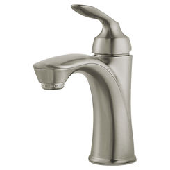 Click here to see Pfister LG42-CB1K Pfister LG42-CB1K Avalon Single Control Bathroom Faucet - Brushed Nickel
