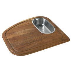 Click here to see Franke VN-45SP Franke VN-45SP Solid Wood Cutting Board - Solid Wood