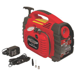 Click here to see Nati 52036 Speedway 52036 7-in-1 Emergency Power Station Jump Starter, 12 VDC, 200 A