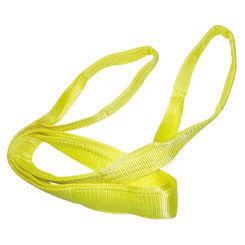 Click here to see S-Line 20-EE2-9802X6 S-Line 20-EE2-9802X6 Eye to Eye Twisted Web Lifting Sling, 2 in W x 6 ft L, 2-Ply, Loop End