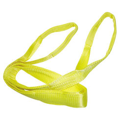 Click here to see S-Line 20-EE2-9804X20 S-Line 20-EE2-9804X20 Eye to Eye Twisted Web Lifting Sling, 4 in W x 20 ft L, 2-Ply, Loop End