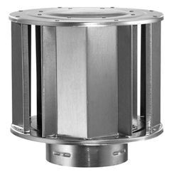 Click here to see M&G DuraVent 4GVVTH DuraVent 4GVVTH Type B Gas Vent 4-Inch High-Wind Cap