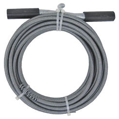 Click here to see Cobra 20250 Cobra 20000 Drain Pipe Auger, For Use With Most Small and Medium Household Drains, 3/8 in X 25 ft