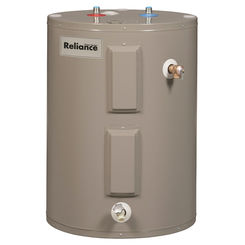 Click here to see Reliance 6 30 EORT Reliance 6 30 EORT Tall Electric Water Heater, 30 Gallons