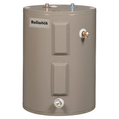 Click here to see Reliance 6 40 EORT Reliance 6 40 EORT Tall Electric Water Heater, 40 Gallons