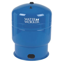 Click here to see Water Worker HT-119B Water Worker HT-119B Vertical Pre-charged Well Tank, 119 gal, 1-1/4 in FNPT, 100 psi, Steel