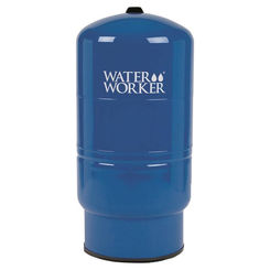 Click here to see Water Worker HT-32B Water Worker HT-32B Vertical Pre-charged Well Tank, 32 gal, 1 in FNPT, 100 psi, Steel