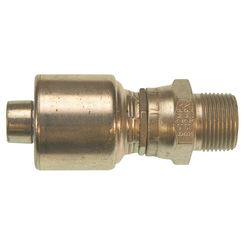 Click here to see Gates G251051616 MegaCrimp G251051616 Hydraulic Hose Coupling, 1 in, MNPT, Low Carbon Steel