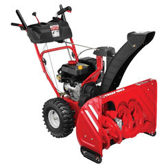 Click here to see MTD 31AM66P3766 MTD 31AM66P3766 Powered Snow Thrower, 26 in Clearing, 243 CC, OHV, 4 Cycle Engine