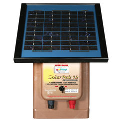 Click here to see Parker McCrory MAG12-SP Parmak, Magnum 12 Solar Pak MAG12-SP Low Impedance Electric Fence Charger, Solar Powered