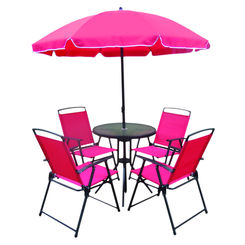 Click here to see Seasonal Trends 60030 Bond 60030 Dining Set, Folding