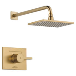 Click here to see Delta T14253-CZ-WE Delta T14253-CZ-WE Vero Champagne Bronze Monitor Shower Trim Only
