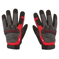 Click here to see Milwaukee 48-22-8735 Milwaukee 48-22-8735 Demolition Work Gloves, Small