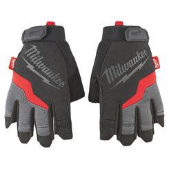 Click here to see Milwaukee 48-22-8744 Milwaukee  48-22-8744 Fingerless Work Gloves, XXL