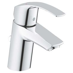 Click here to see Grohe 3264200A Grohe 3264200A Eurosmart Single-Handle Chrome Bathroom Faucet, S-Size