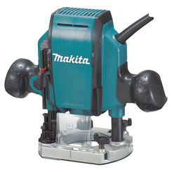 Click here to see Makita RP0900K Makita RP0900K 1-1/4 HP* Plunge Router