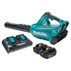 Click here to see Makita XBU02PM Makita XBU02PM 18V X2 (36V) LXT Lithium-Ion Brushless Cordless Blower Kit (4.0Ah)