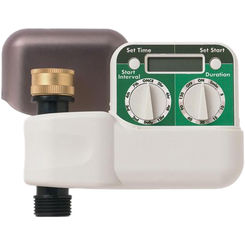 Click here to see Orbit 62040 WaterMaster 62040 Automatic Hose End Water Timer, 2 - 120 min