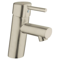 Click here to see Grohe 34271ENA Grohe 34271ENA Concetto Centerset Bathroom Faucet, Brushed Nickel