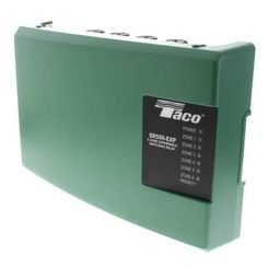 Click here to see Taco SR506-EXP-4 Taco SR506-EXP-4 6 Zone Switching Relay W/ Priority