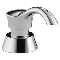 Click here to see Delta RP50781 Delta RP50781 Chrome Soap and Lotion Dispenser