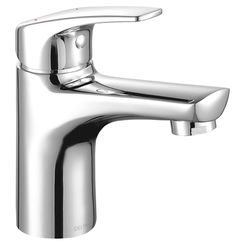 Click here to see Delta 534LF-PP Delta 534LF-PP Modern Single Handle Project Pack Bathroom Faucet - 1.2 gpm, Chrome