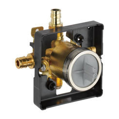 Click here to see Delta R10000-PFS-MFWS DELTA R10000-PFS-MFWS SHOWER ONLY ROUGH IN VALVE WIRSBO CONNECTION - WITH STOPS