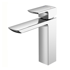 Click here to see Toto TLG02304U#CP TOTO TLG02304U#CP GR Single-Handle Semi-Vessel Lavatory Faucet - Polished Chrome, 1.2 gpm
