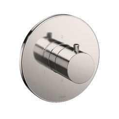 Click here to see Toto TBV01102U#BN TOTO TBV01102U#BN 3-Way Diverter Valve Trim w/ Off - Brushed Nickel, Round
