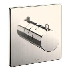 Click here to see Toto TBV02104U#BN TOTO TBV02104U#BN 3-Way Diverter Valve Trim - Brushed Nickel, Square
