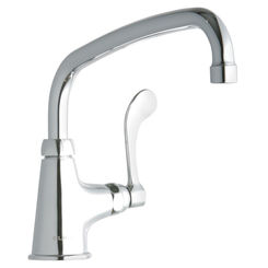 Click here to see Elkay LK535AT10T4 Elkay LK535AT10T4 Concealed Deck-Mounted Classroom Faucet