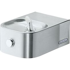 Click here to see Elkay EDFP214FPK Elkay EDFP214FPK  Soft Sides Wall-Mounted Drinking Fountain
