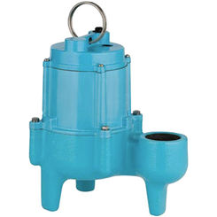 Click here to see Little Giant 509226 Little Giant 509226 9SN-CIM Sewage Pump - 4/10 HP, 115 V